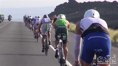 pro men bike footage hawaii ironman kona