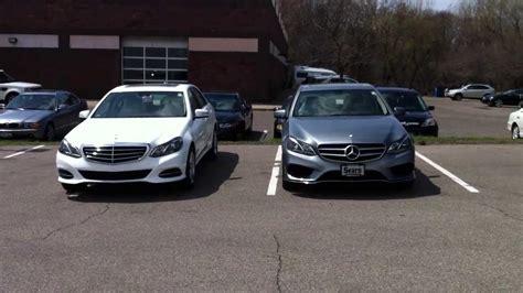 mercedes benz  sport  luxury model comparison