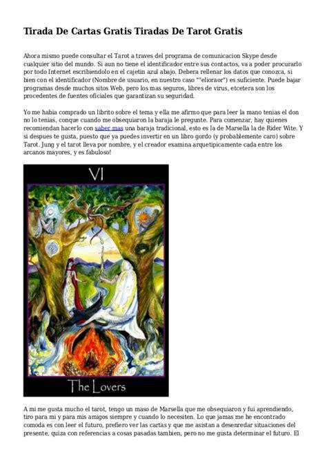 tarot gratis tirada tarot gratis consultas cartas tarot tirada de cartas gratis tiradas de tarot gratis