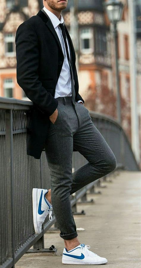 25 best ideas about smart casual on black