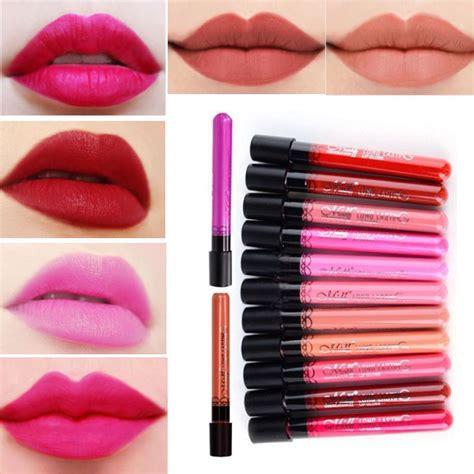 Lipstik Lipgloss Matte by Makeup Lip Pencil Matte Lipstick Lip Gloss