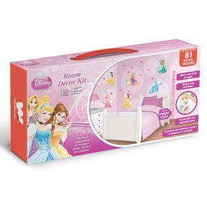 disney princess bedroom accessories uk disney princess room decor kit 81 piece