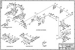 Isometric Plumbing Drawing by Piping Drafting Services