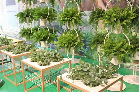 plant tables by ikea launched at milan salone inhabitat