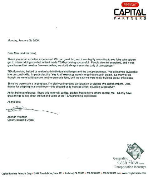 recommendation letter recommendation letter and