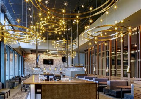 Neoclassical Interior Design p f chang restaurant by aria group architects amp bloom