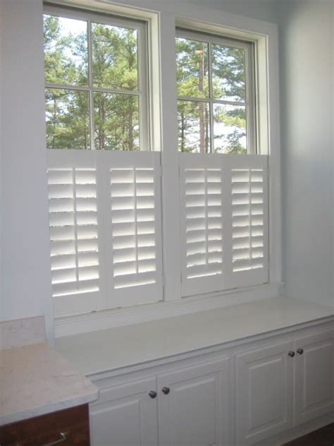 cafe shutters suber custom interior shutters window treatments