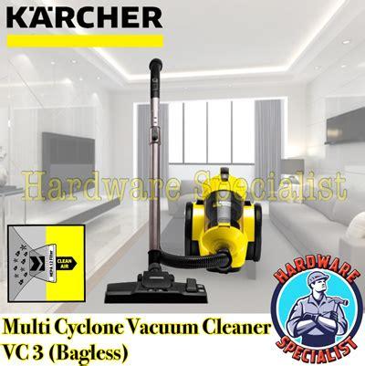 Korean Multi Vacuum Cleaner Qoo10 Karcher Bagless Vacuum Cleaner Vc3 Multi Cyclone Hepa Filter Home Electronics