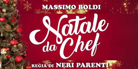 film natale da chef natale da chef con massimo boldi in dvd da aprile