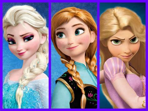 film elsa vs rapunzel elsa anna and rapunzel disney