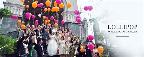 Lollipop Wedding Organizer Jakarta by Lollipop Wedding Organizer Weddingku