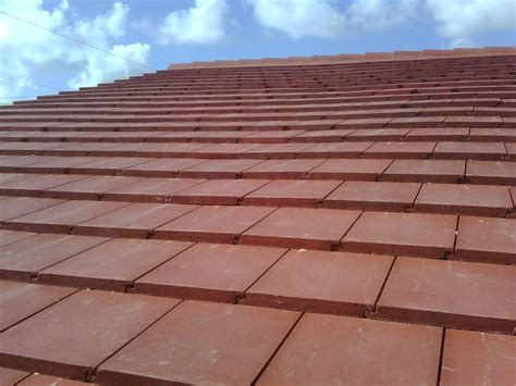 tile roofs damaged tile roof being repaired roof repairs new
