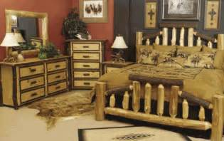 the growing popularity of rustic bedroom furniture sets
