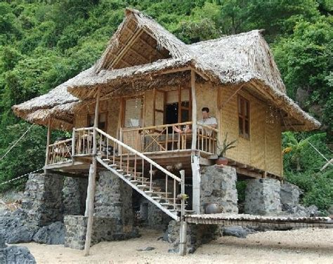 bamboo house design pictures traditional bamboo house design ideas in the philippines bahay ofw