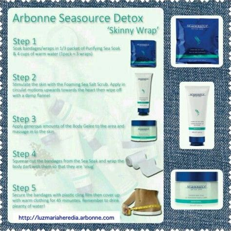 Arbonne Seasource Detox Spa 5 In 1 by 17 Best Images About Arbonne Seasource Detox Quot Wrap