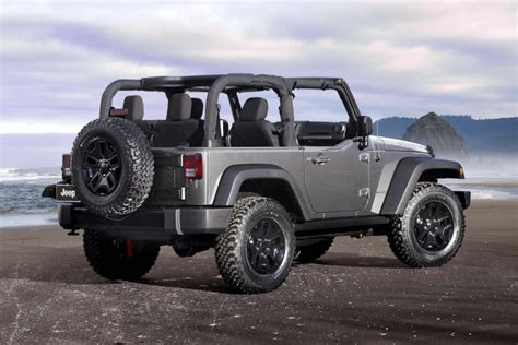 New Jeep Prices 2017 Jeep Wrangler Price Redesign Specs Release Date Hp
