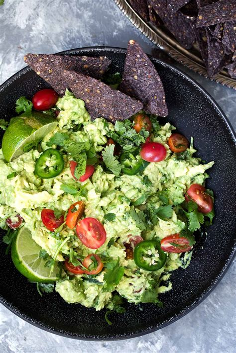 best guacamole recipe in the world the best guacamole you ll eat ambitious kitchen