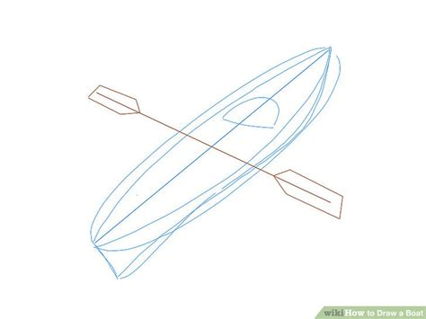 how to draw a boat step by step how to draw a boat wikihow