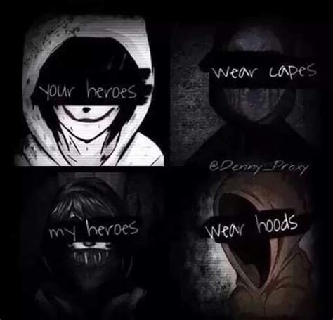 me i beg you quit your miserable without risking it all books image creepypasta hoodie jeff the killer ticci toby