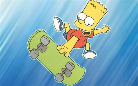 the simpsons bart wallpapers wallpaper high definition high