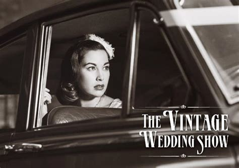 Today Show Scotland Giveaway - vintage wedding show scotland win tickets the bijou bride
