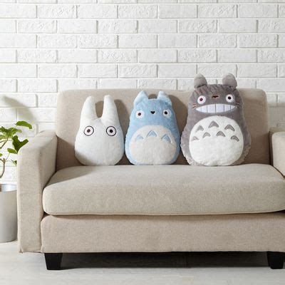 details about my totoro cushion decor pillow
