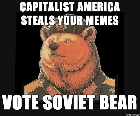 Russian Memes - image 751176 soviet bear know your meme