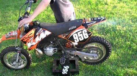 2008 Ktm 50 Sx Mini 2008 Ktm Sx 50 Mini For Sale Sold