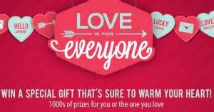 Dillons Gift Cards - valentine s kroger and dillons instant win game win gift