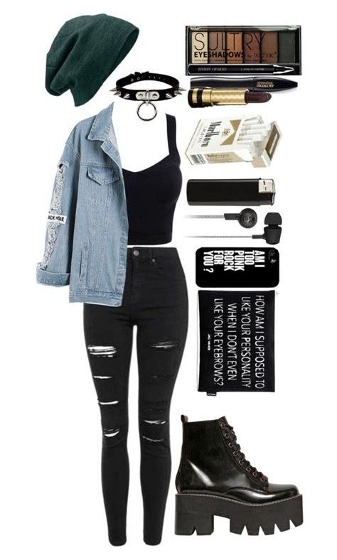 concert outfit rock ideas  pinterest