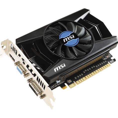 Vga Card Msi Gtx 750 Ti 2gb Ddr5 128bit msi geforce gtx 750 ti graphics card n750ti 2gd5 oc b h photo
