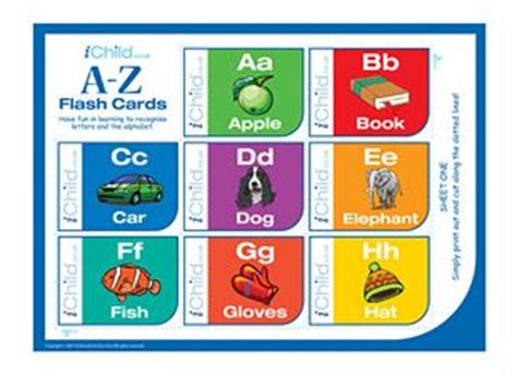 printable alphabet flash cards uk 21 best images about ready to read activities on