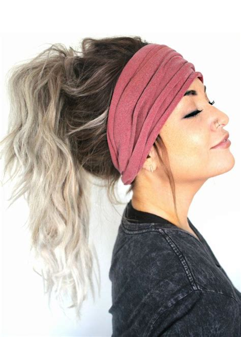 hairstyles with scarf headbands the 25 best bandana hairstyles ideas on pinterest