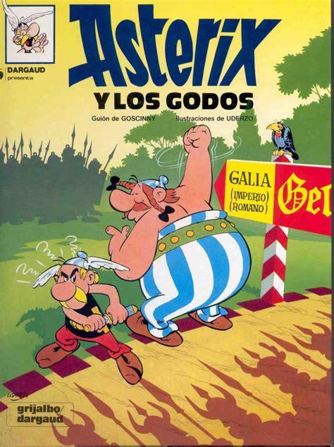 asterix y los godos asterix volumenes 3 ast 233 rix y los godos issue