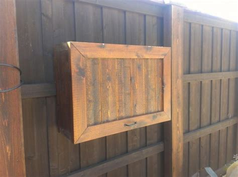 exterior furniture creative outdoor tv cabinet for