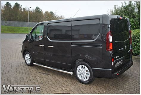 Home Interior And Gifts Inc by Trax 3 76mm Sidebars With 4 Steps Vivaro Trafic 2014