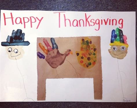 Thanksgiving Art Preschool Thanksgiving Art For Preschool Preschool Art Pinterest