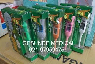 Termometer Digital Onemed alat kesehatan grosir thermometer digital onemed animal