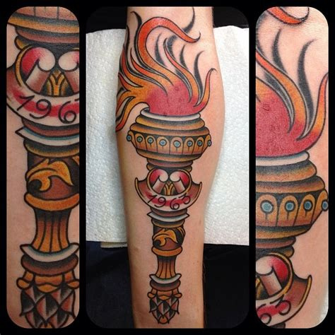 black torch tattoo 258 best images about clean traditional tattoos on