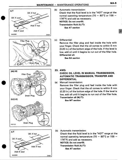 repair manuals toyota tacoma 1996 repair manual