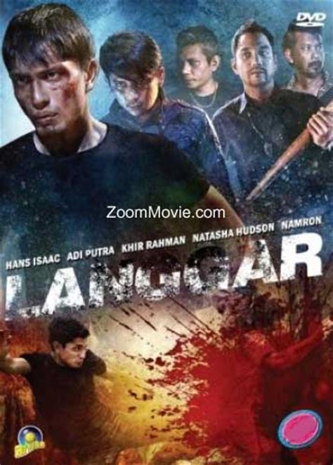 Film Malaysia Langgar | langgar dvd malay movie 2013 cast by adi putra hans