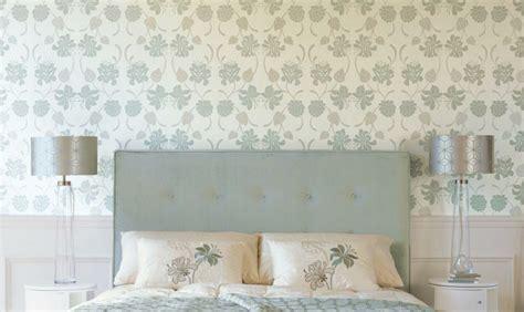 tapeten klassisch schlafzimmer tapeten f 252 r ein attraktives aussehen