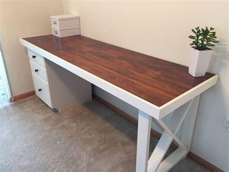 diy wood desk best 25 laminate cabinet makeover ideas on redo laminate cabinets paint laminate