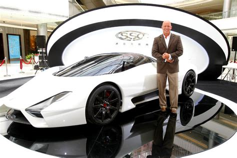 ssc tuatara picture  car review  top speed