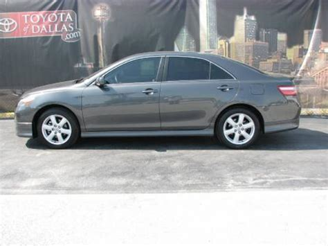 2007 Toyota Camry Se For Sale Used 2007 Toyota Camry Se V6 For Sale Stock 7u506085