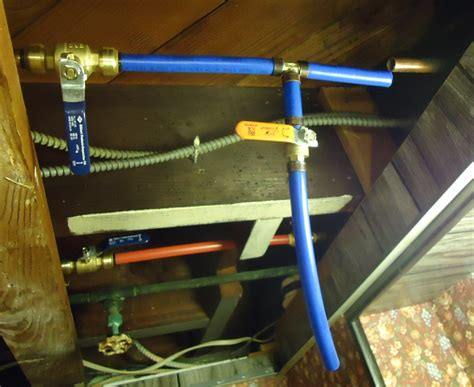 Plumbing Installation Cost by Pex Plumbing Pipes Ideas Tip Info Homeadvisor