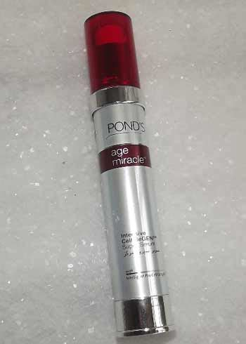 Ponds Age Miracle Serum Review pond s age miracle intensive cell regen serum review