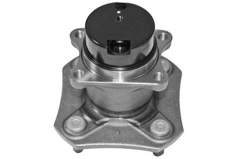 Bearing Nissan Latio wheel bearing kit rear axle left right 102 50