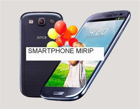 Touch Screen Spc S5 riplease daftar smartphone lokal mirip yang bermerk