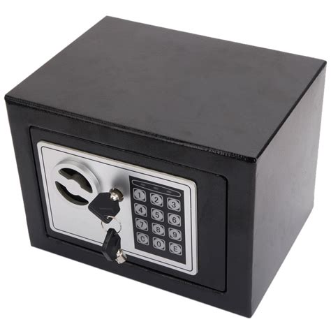 Safety Box Digital Digital Durable Electronic Safe Box Keypad Lock Home